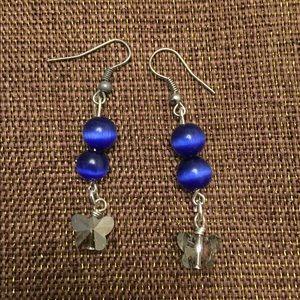 Lovely handmade earrings  2/$8 or 3/$10